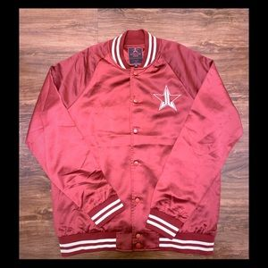 ✨🖤 Jeffree Star Unicorn Blood Varsity Jacket 🖤✨